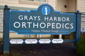 Grays Harbor Community Hospital.