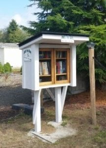 little library ocean shores