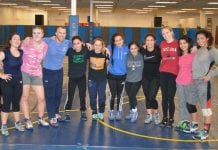 Grays Harbor College Women's Wrestling