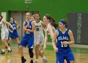 elma girls basketball