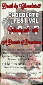 Chocolate on the Beach Festival @ Copalis to Moclips