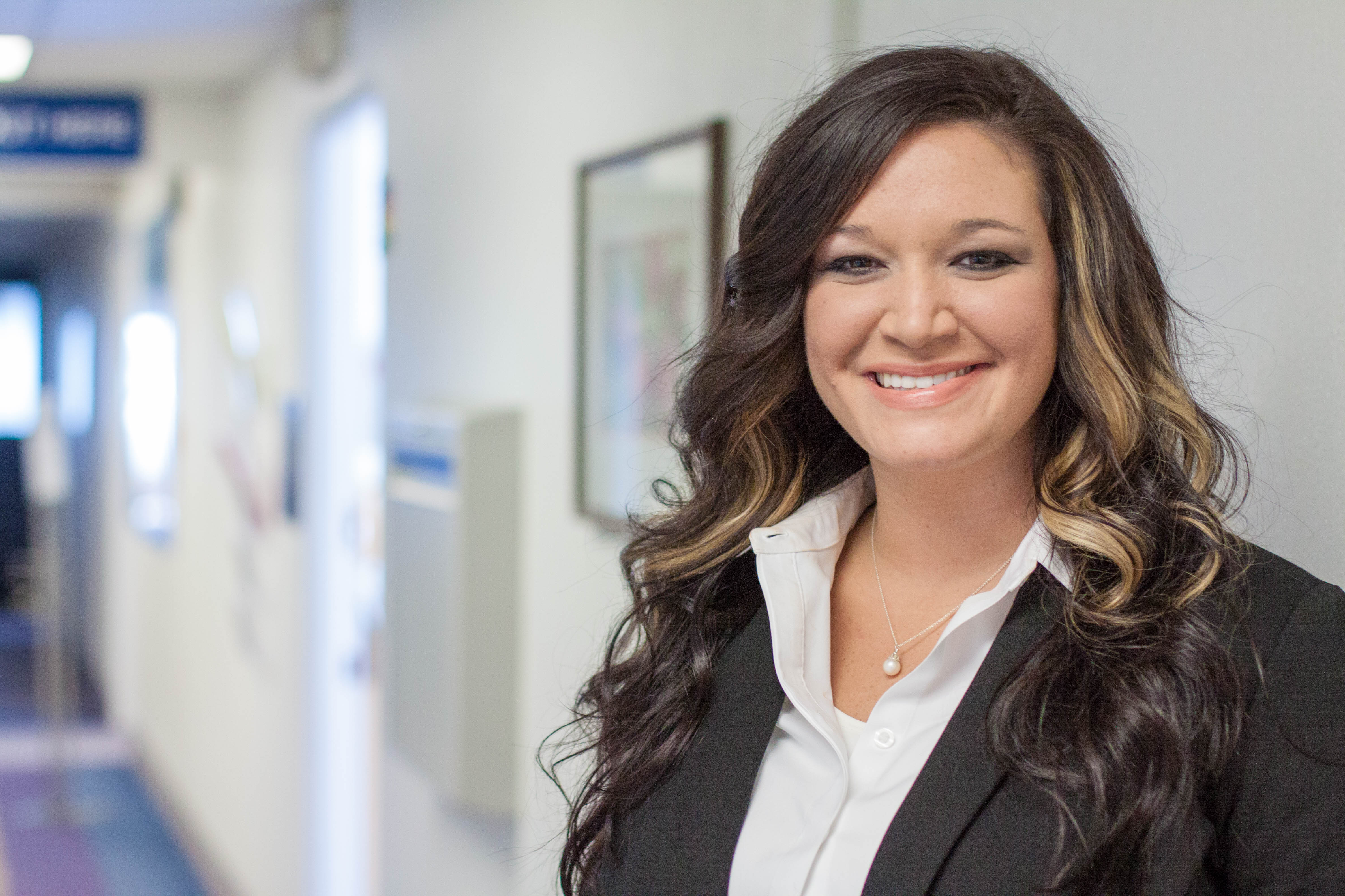 Shawna Brown: New Pediatric Nurse Practitioner Getting to Know Grays