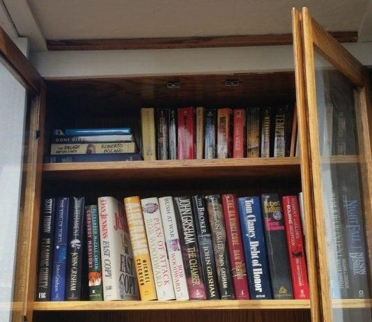 Ocean shores little library