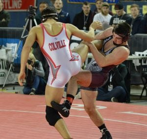 montesano wrestling