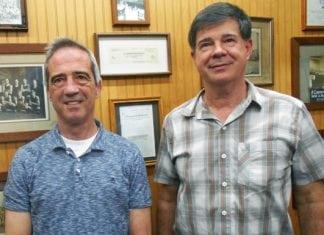 Brett and Randy Dennis