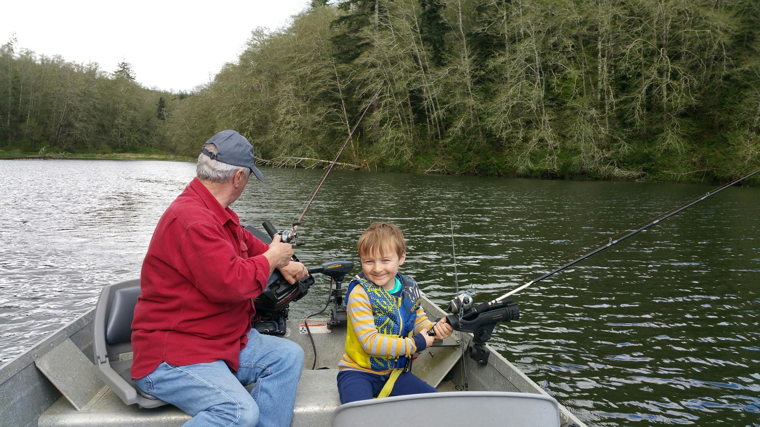 Trout fishing at aberdeen lake graysharbortalk for Fishing lake washington