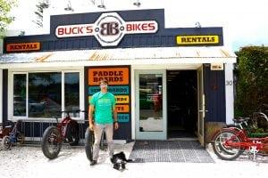 Buck's bikes seabrook