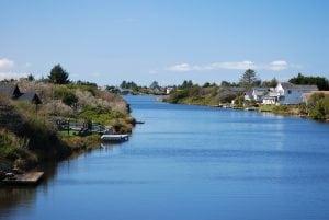 Ocean Shores Canals