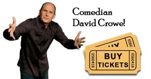 LOLs & Libations! Comedy Show with David Crowe @ Chateau Westport | Westport | Washington | United States