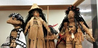 Quinault Tribal Museum