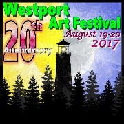 Westport Art Festival @ Westport Marina Promenade and Maritime Museum grounds | Westport | Washington | United States