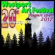 Westport Art Festival @ Westport Marina Promenade and Maritime Museum grounds | Westport | Washington | United States