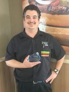 Coastal Community Action Program Aaron Burger King