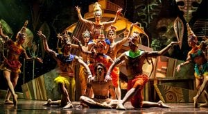 Mowgli: The Jungle Book Ballet @ Bishop Center for the Performing Arts | Aberdeen | Washington | United States