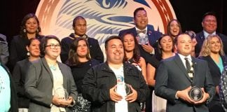 NCAIED Quinault Nation Vice President