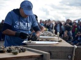 OysterFest, Shelton, WA