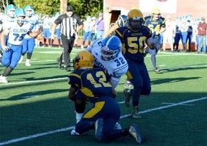 Kylan Touch football