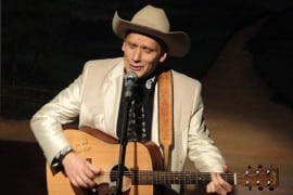 Hank Williams Revisited @ Bishop Center for Perfroming Arts | Aberdeen | Washington | United States