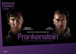 NTL's Frankenstein @ Bishop Center for Performing Arts | Aberdeen | Washington | United States