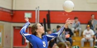 Elma High School Volleyball Stoney