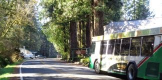 Grays Harbor Transit Quinault