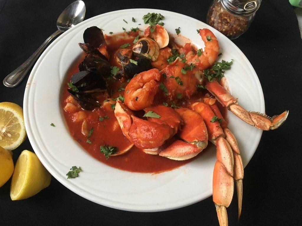 Coastal Dining Cortese's Italian Restaurant