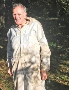 Ron Rcholzen Elma Beekeeper
