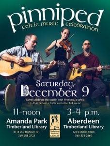 Celtic Music Celebration @ Amanda Park Timberland Library | Amanda Park | Washington | United States