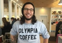 Olympia Coffee Trail OCR Vincente LaCorte