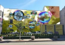Grays Harbor Art Bubbles by Douglas Orr