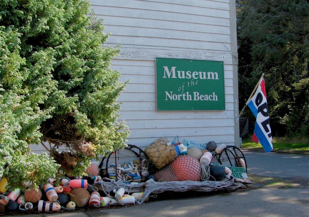 Grays Harbor Logging History Museum of North Beach