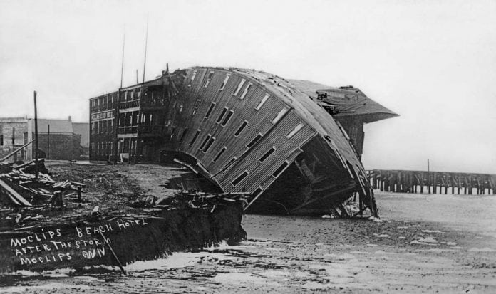 Grays Harbor Storms The Storm of 1911
