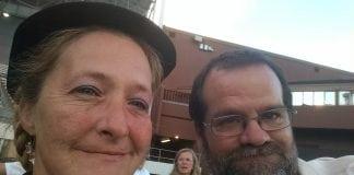 Aberdeen Bill Jones and Michelle