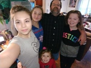 Aberdeen Bill Jones Dads Matter his kids