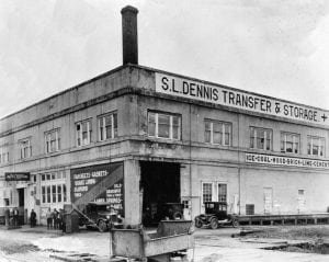 Dennis Company Dennis Transfer and Storage Building