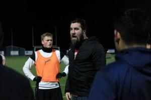 Grays Harbor Gulls Soccer Team Ben Barene