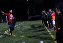 Grays Harbor Gulls Soccer Team Coaching