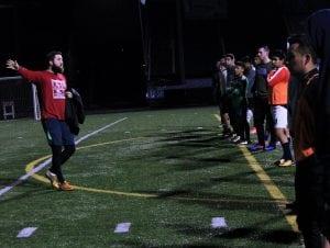 Grays Harbor Gulls Soccer Team Coaching