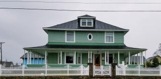 Grays Harbor Historic Homes Hubble House Montesano Historic Homes
