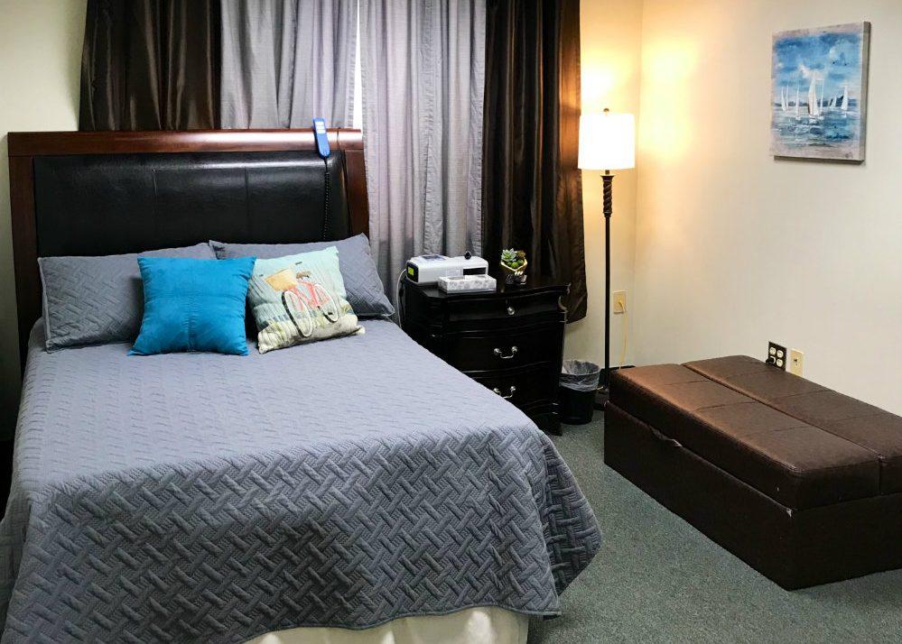 Innovative Sleep Aberdeen family friend sleep room