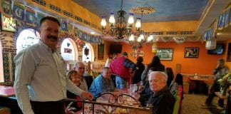 Mazatlan Mexican Restaurant Aberdeen semi-private party rooms