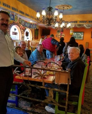 Mazatlan Mexican Restaurant Aberdeen semi-private party rooms