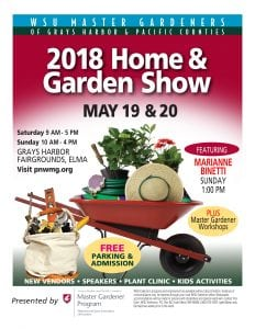 2018 Home and Garden Show @ Grays Harbor County Fairgrounds | Elma | Washington | United States
