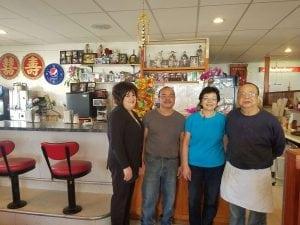 Chinese Village Restaurant Aberdeen Family