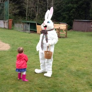 Grays Harbor Easter Activities Easter Bunny