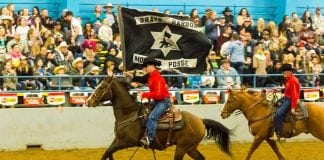 Grays Harbor Mounted Posse Rodeo 2018