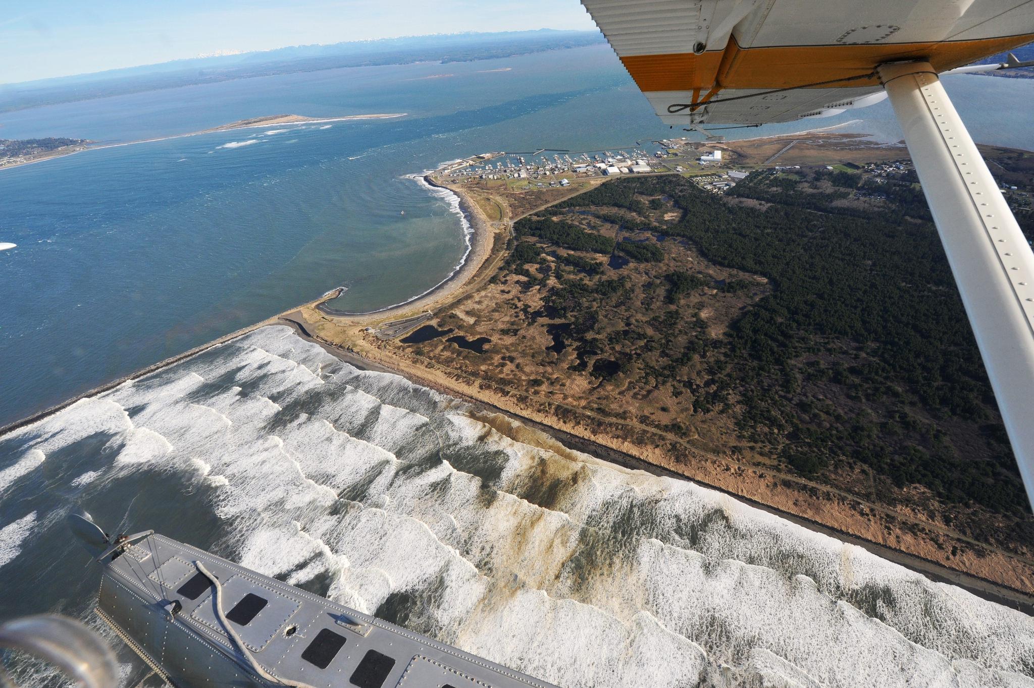 History Grays Harbor Coastal Towns Westport via Ecology Wa