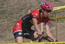 Olympia Orthopaedics Associates Monica Llyod racing cyclocross