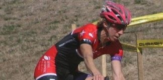 Olympia Orthopaedics Associates Monica Llyod racing cyclocross