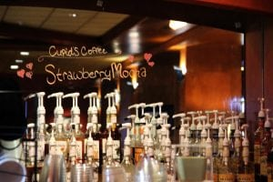 Quinault Beach Resort and Casino syrups
